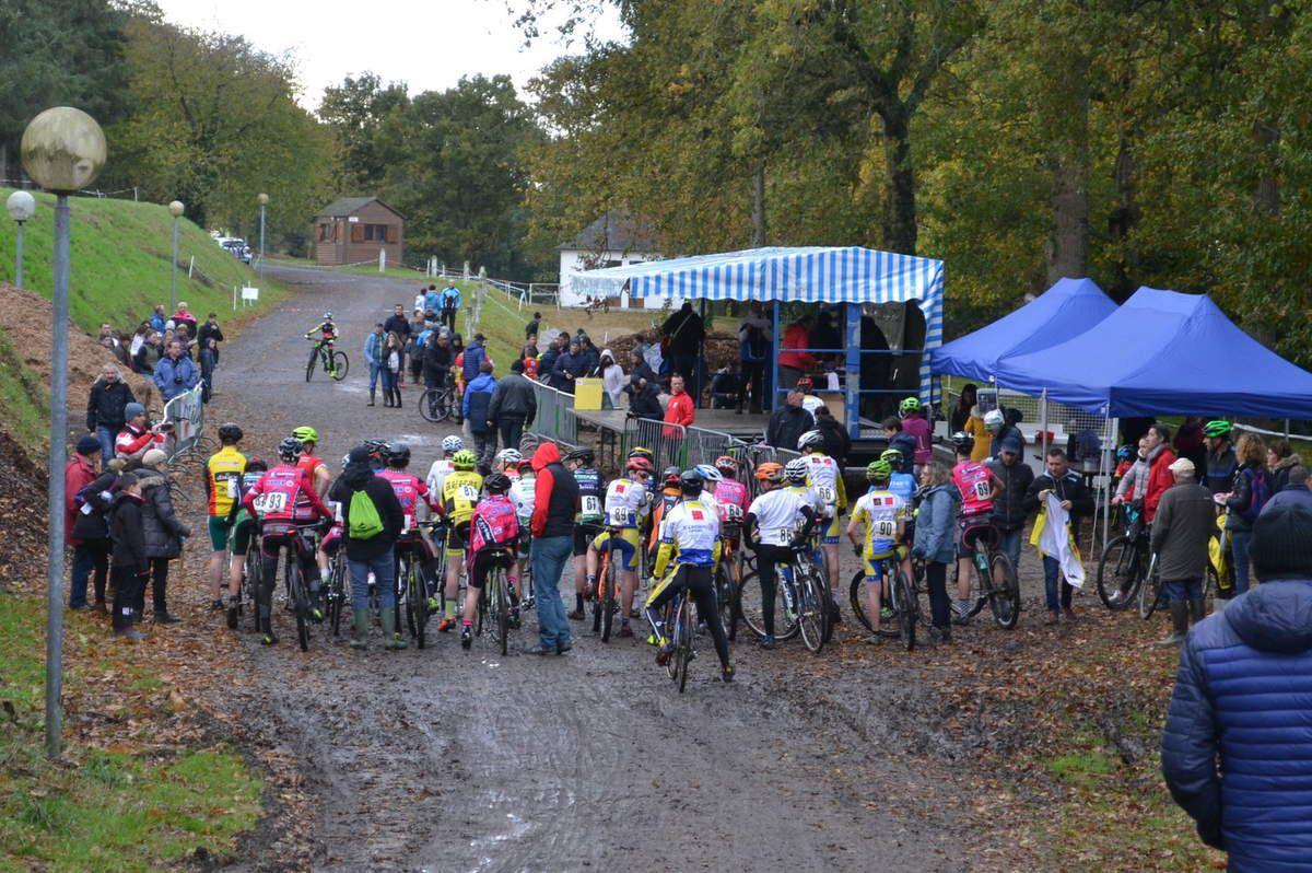Cyclo-Cross de Lamballe (22): FSGT, 16 nov. 2019