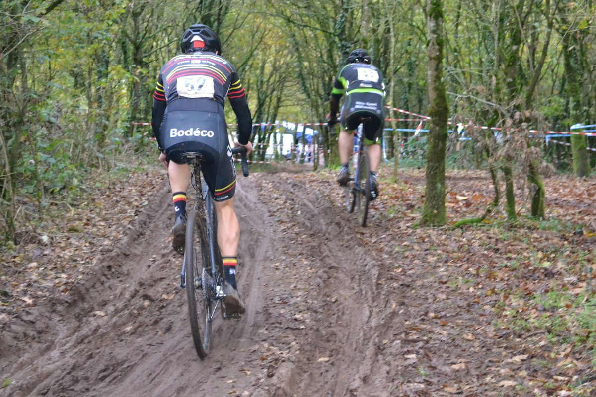 Cyclo-Cross de Médréac (22): F S G T, 23 nov. 2019