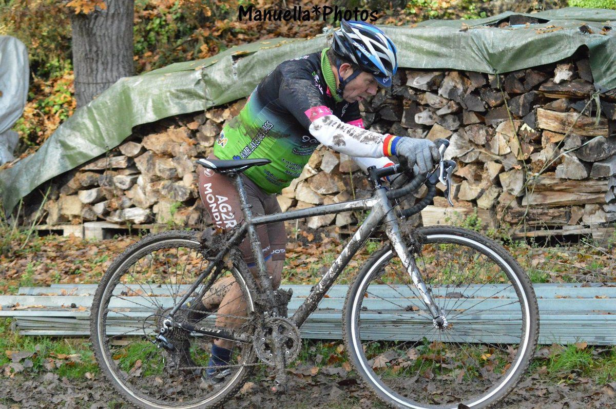 "Michel GOUPIL (Team Mégrit), 13è en ""CC3"" (photo Manuella Keurmeur)"