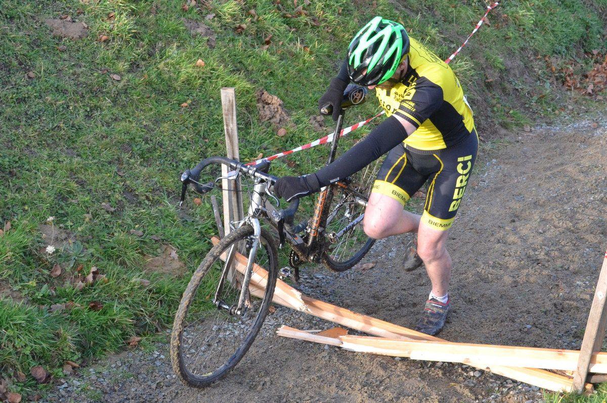 Championnat des Côtes d'Armor FSGT de Cyclo-Cross à St Potan (22): 15 déc. 2019