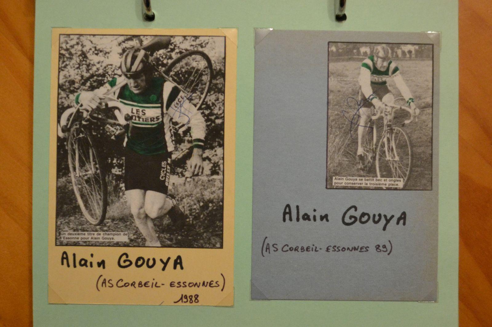 Alain GOUYA, un breton à son époque AS Corbeil-Essonnes (91)