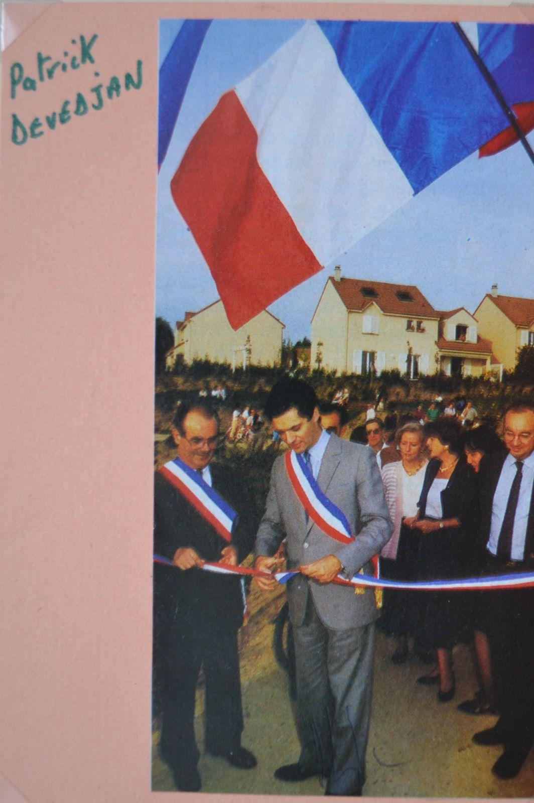 "Images du journal ""Antony Hebdo"""