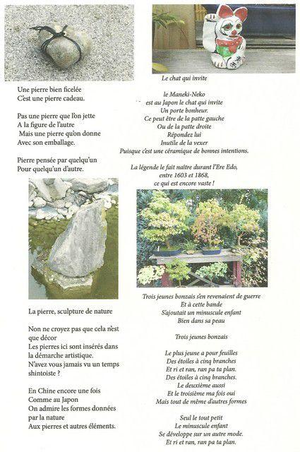 Un poète aux Jardins de LY.