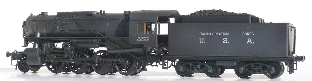 Les 030 TU & 140 U: les machines USTC de la SNCF