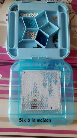 Aquabeads Reine des Neiges