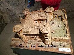 Château de Vogüé Ardèche troisieme construction