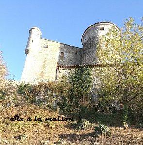 le château de Roure Ardèche