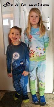 Protéger nos enfants du froid en les faisant rêver avec Rêves de Lou