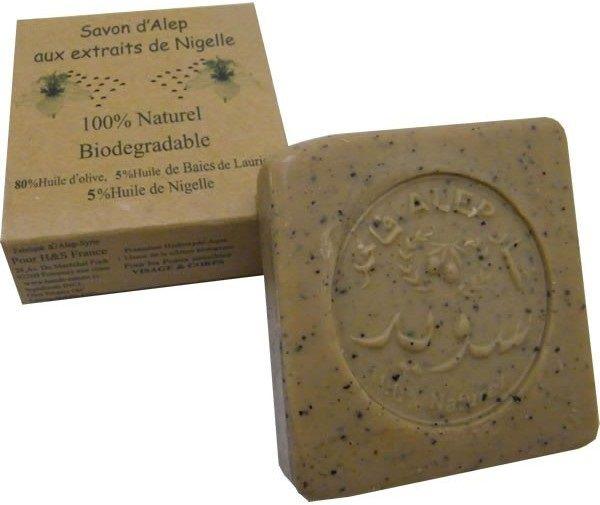savon d'alep eczema