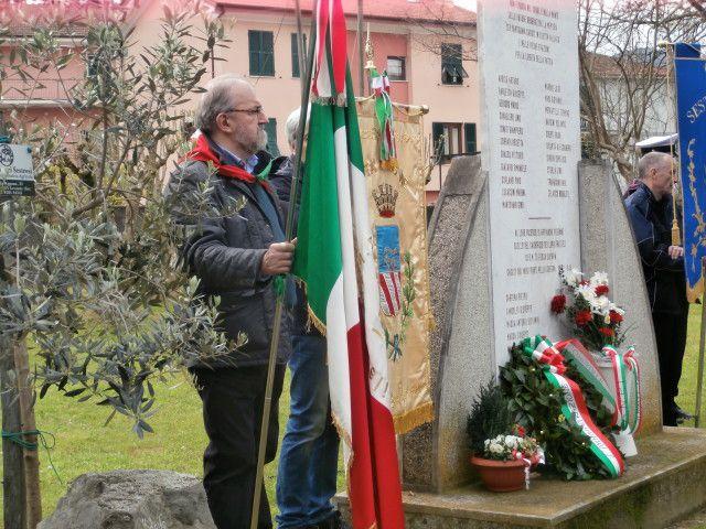 Viaggio della Memoria a Sestri Levante 2 aprile 2017