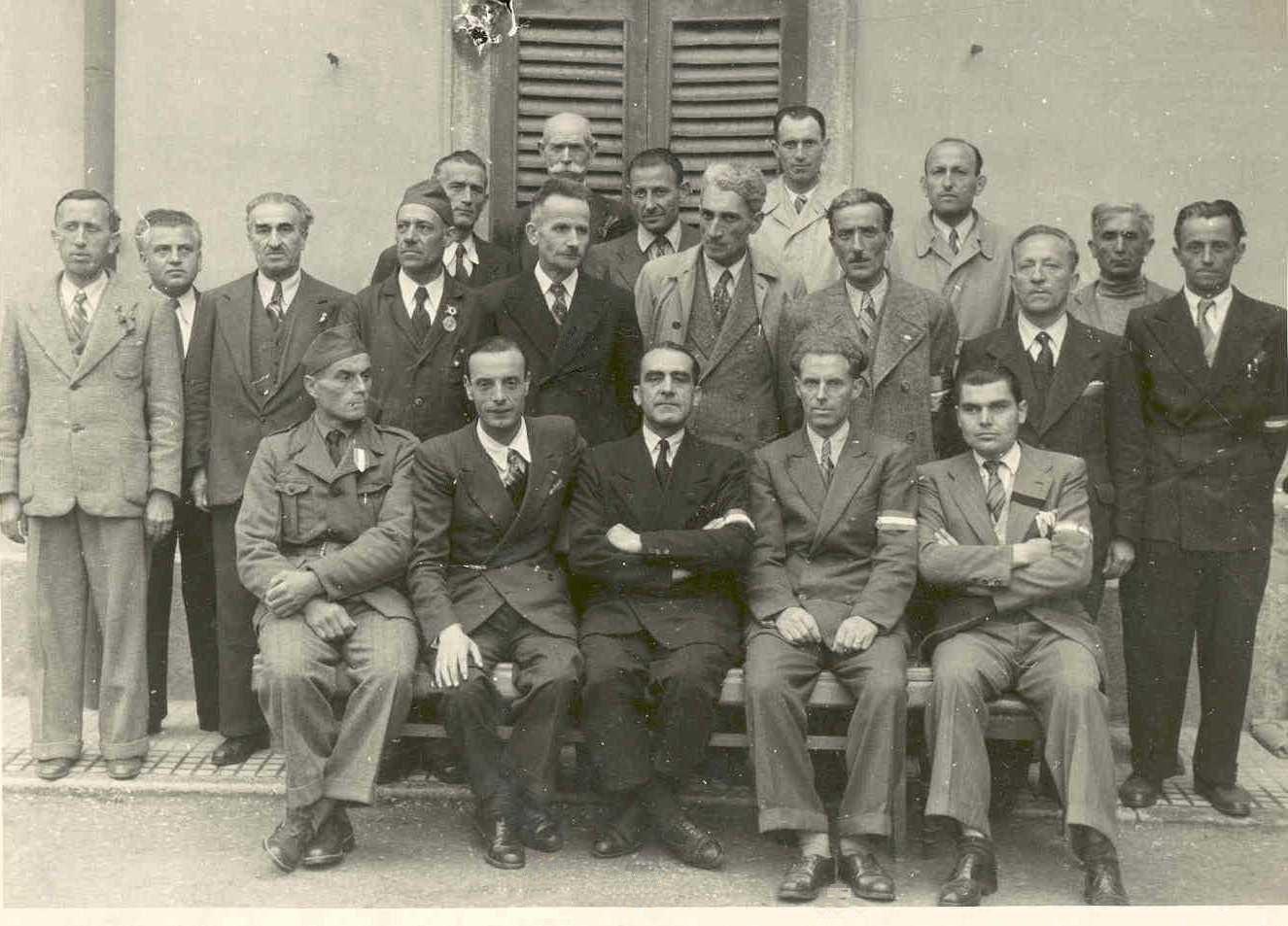 Il Comitato di Liberazione lissonese e la prima Giunta municipale