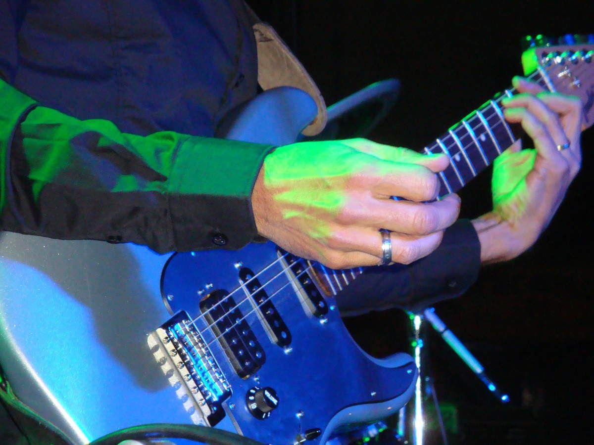 T3RTIO concert pop rock du 26 sept 2015 à Manosque