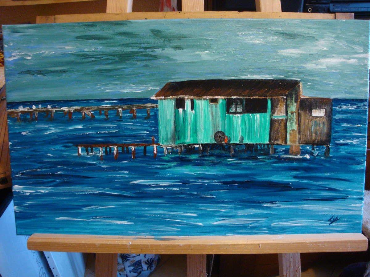 Mes peintures au fil des inspirations