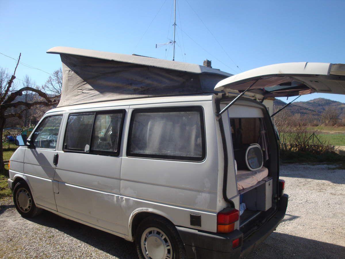 Van VW T4 california : mes astuces de baroudeuse ( sujet régulièrement mis à jour )