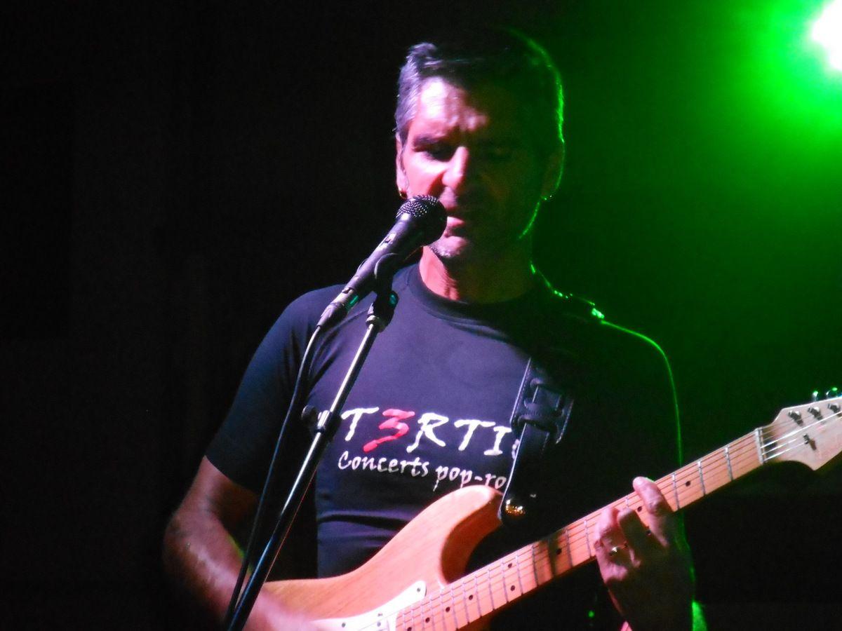 Concert du groupe pop rock T3rtio à la Plaine à Manosque