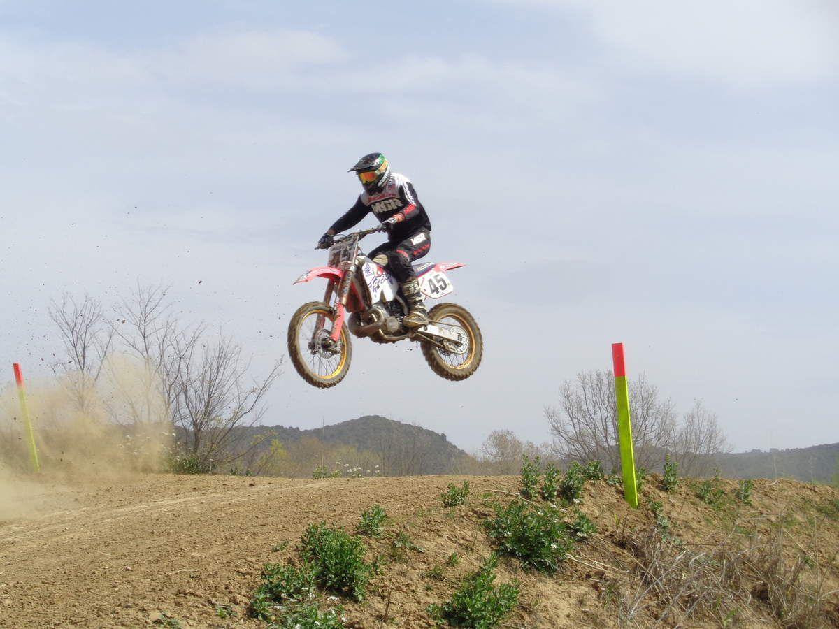 Championnat de Provence moto cross à Volx