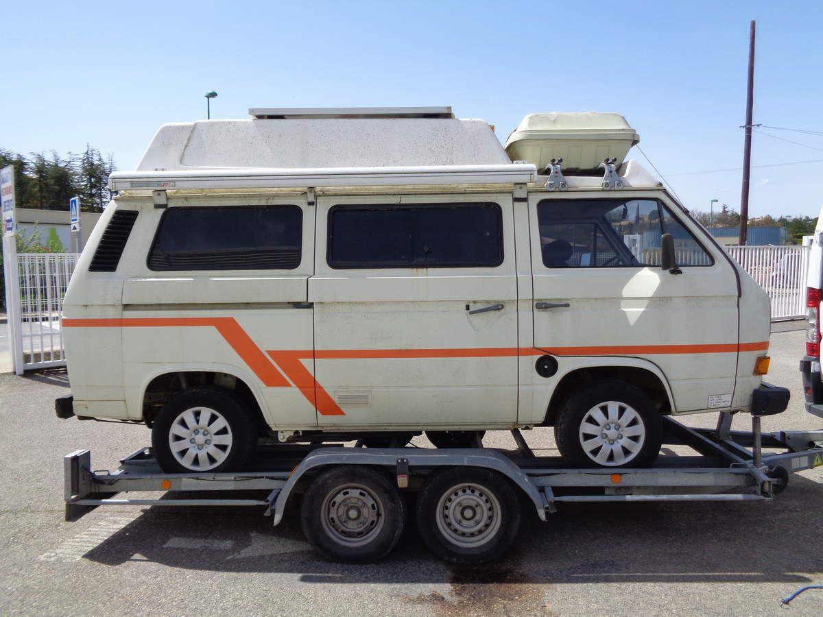 Van T3 VW