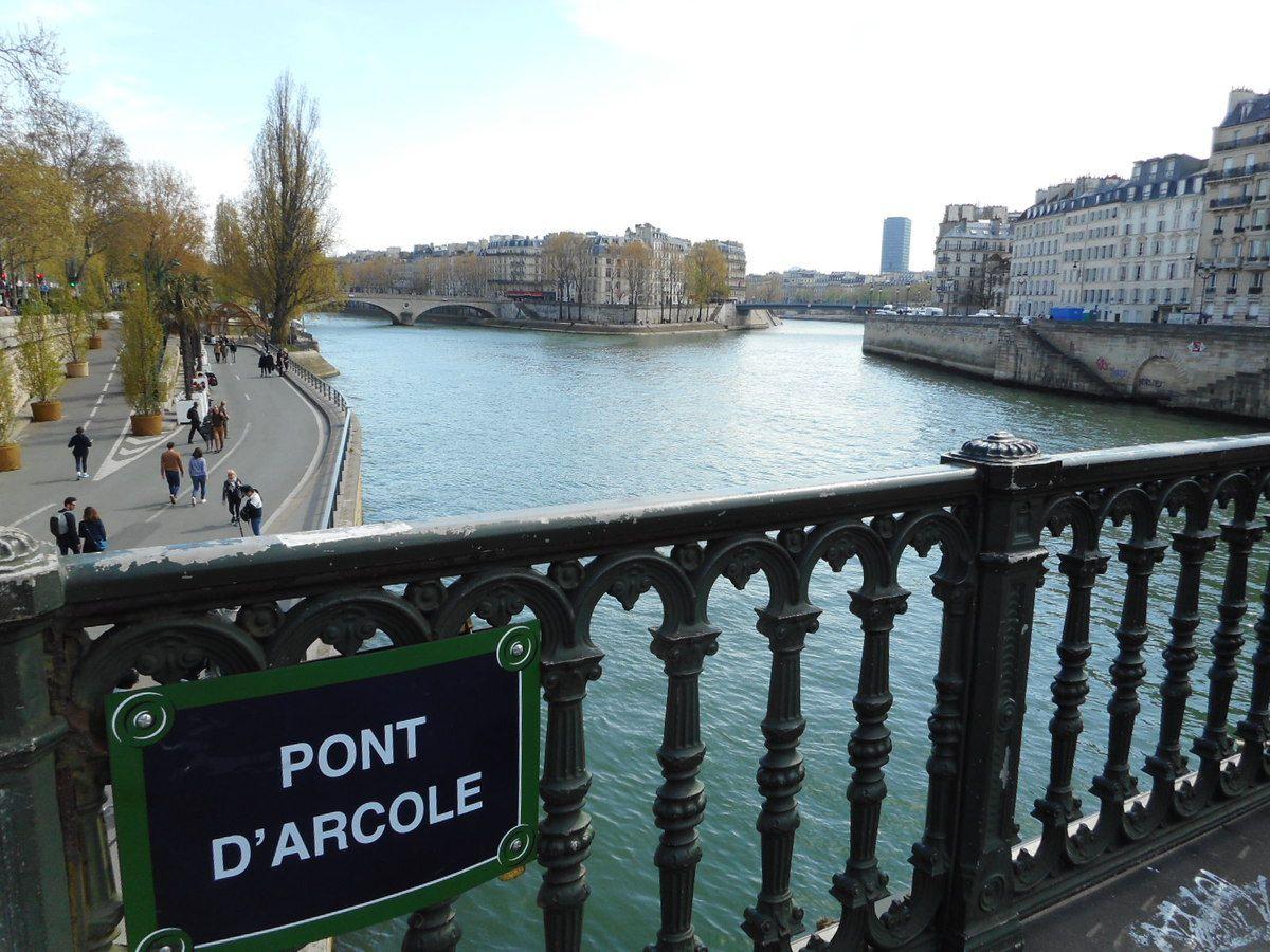 Les quais de Seine, Paris