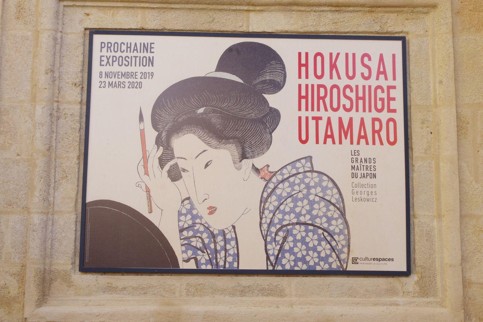 Les Grands Maîtres du Japon, Hôtel de Caumont, Aix-en-Provence