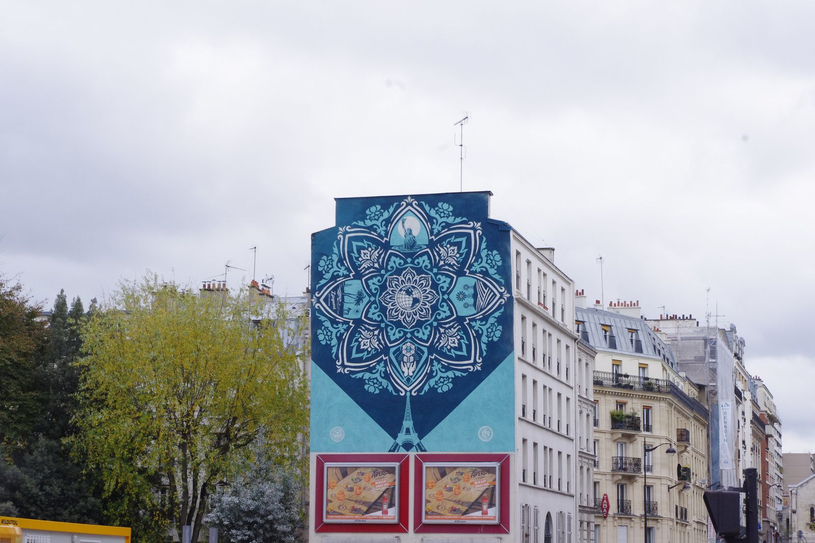 STREET ART à Paris