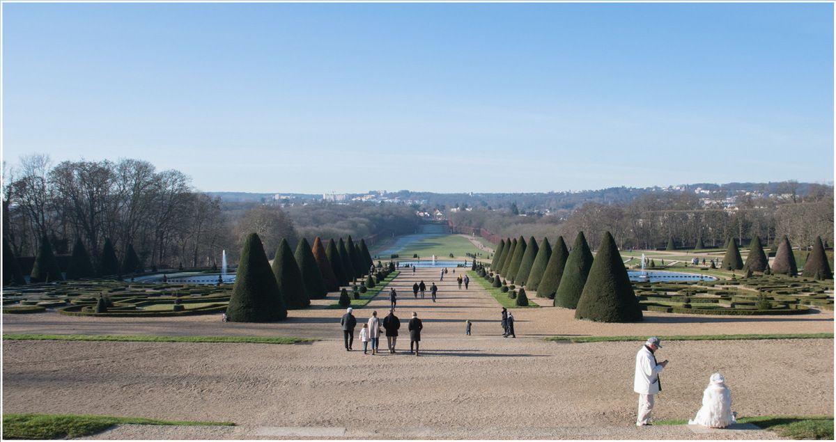 Château et parc de Sceaux