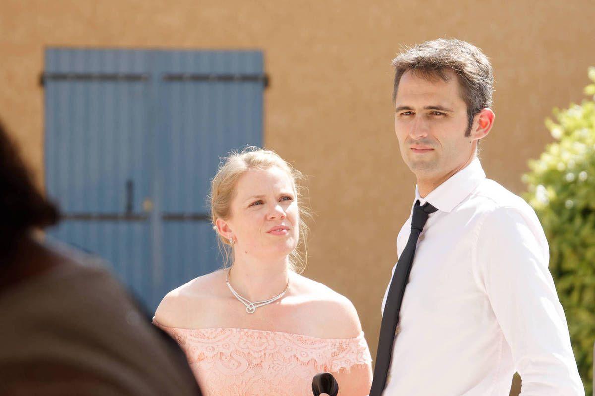 Audrey & Jérôme