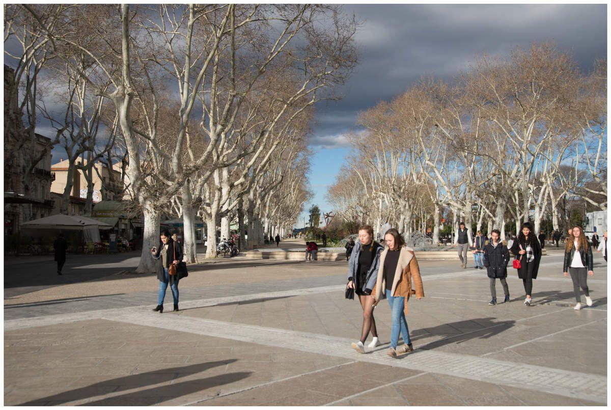 Séjour à Montpellier