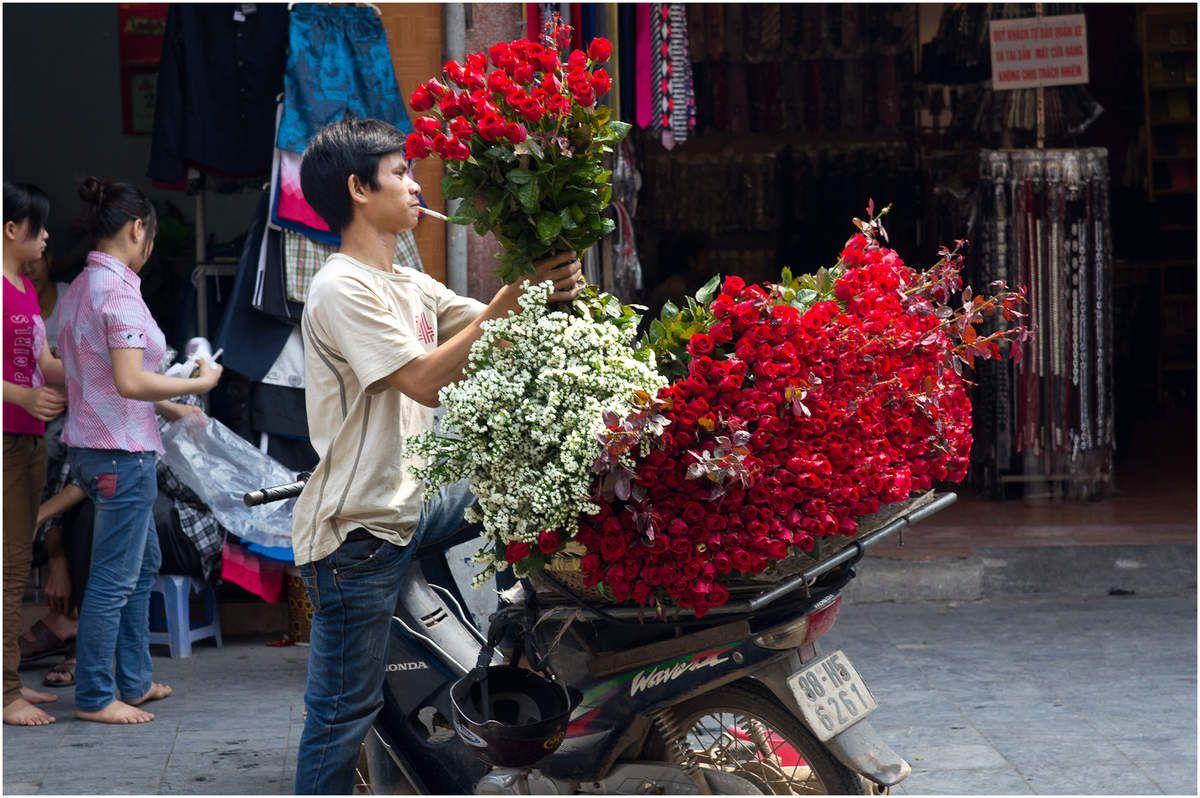 Vietnam, scènes de vie