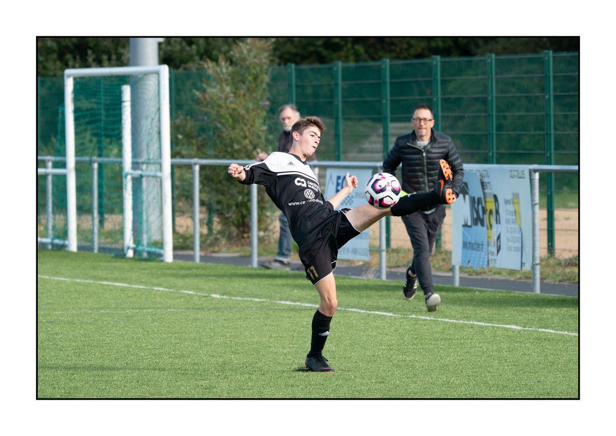 Gléizé Marcy l'Etoile 0-6
