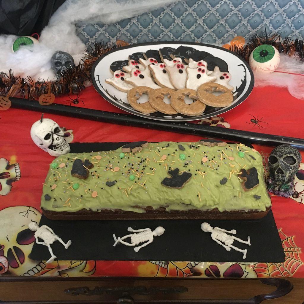 Nos desserts pour Halloween