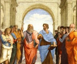 Platón t Aristóteles