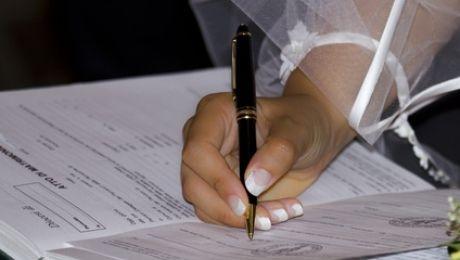 Changer de nom après mariage