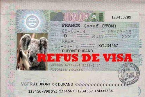 Modèle Lettre De Recours Pour Refus De Visa Mariage Franco
