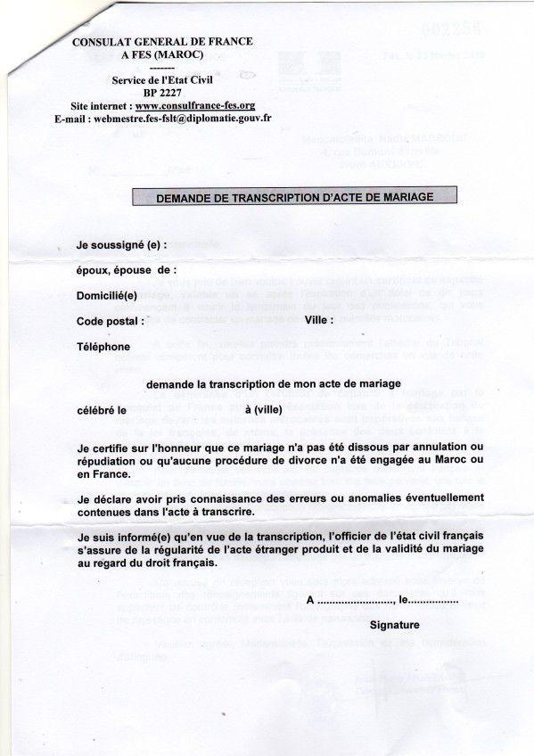 GRATUITEMENT ALGERIE PROCURATION TÉLÉCHARGER CONSULAT