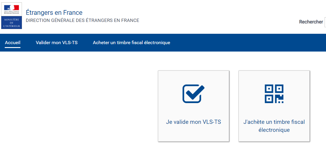 Validation ofii du visa long séjour conjoint de francais