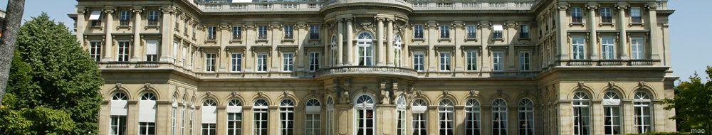 contact téléphone ministere Nantes.