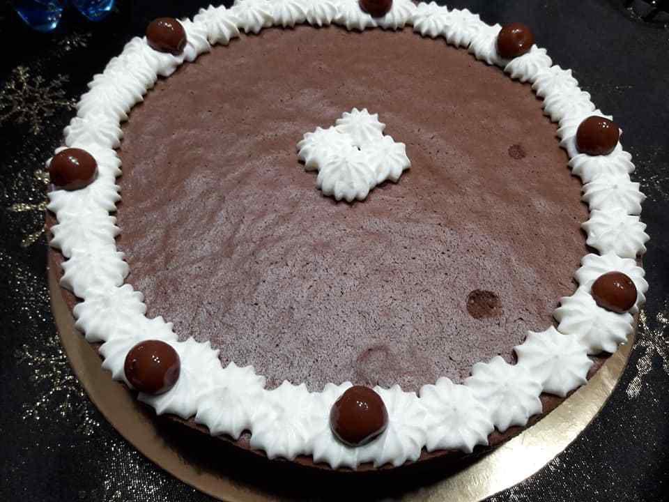 Gâteau Diabolique Façon Forêt Noire Le Blog De Nattycuisineover