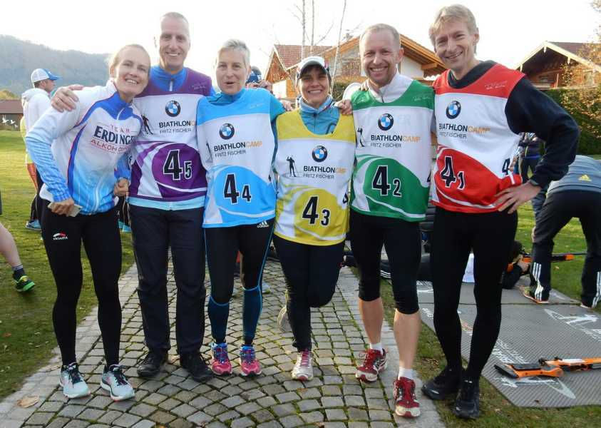 Erdinger Team Day 2017 im Chiemgau Grassau