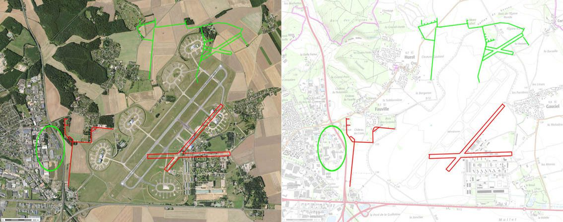 Les aérodromes allemands bétonnés de la Seconde Guerre Mondiale dans l'Eure - Les Essentiels Connaissance n°60