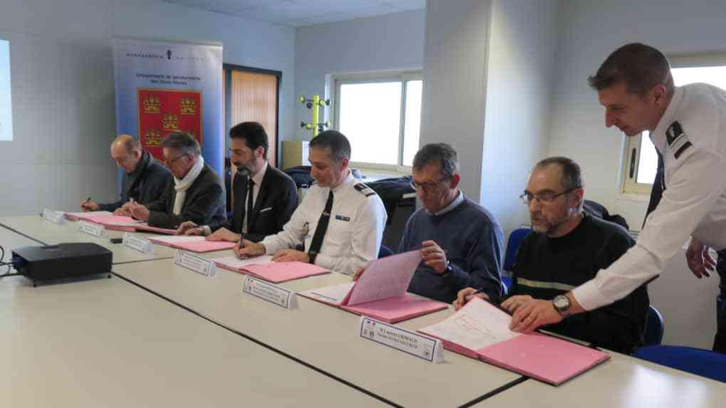 [ENFIN !] Deux-Sèvres : la première convention locale de coopération de sécurité signée à Bressuire