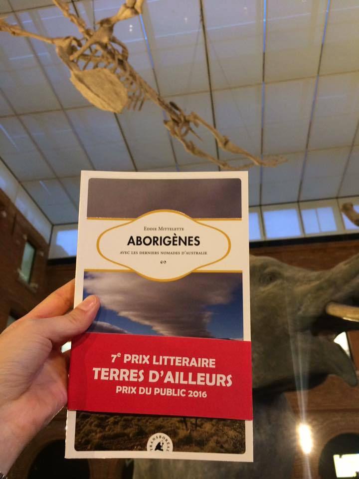 """livre d'Eddie MITTELETTE """"Aborigènes"""""""