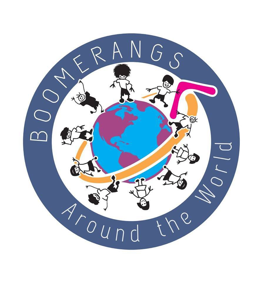 boomerang around the world