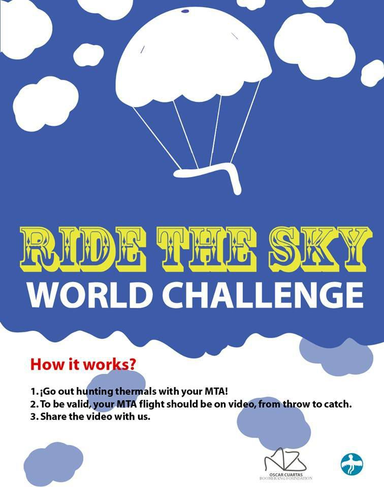 Challenge RIDE the air 2019