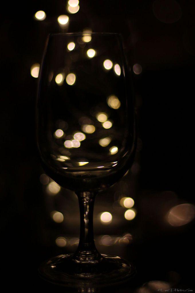 Verre à  l'envers, verre à l'endroit..