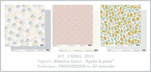 Pages de cours - AVRIL 2019