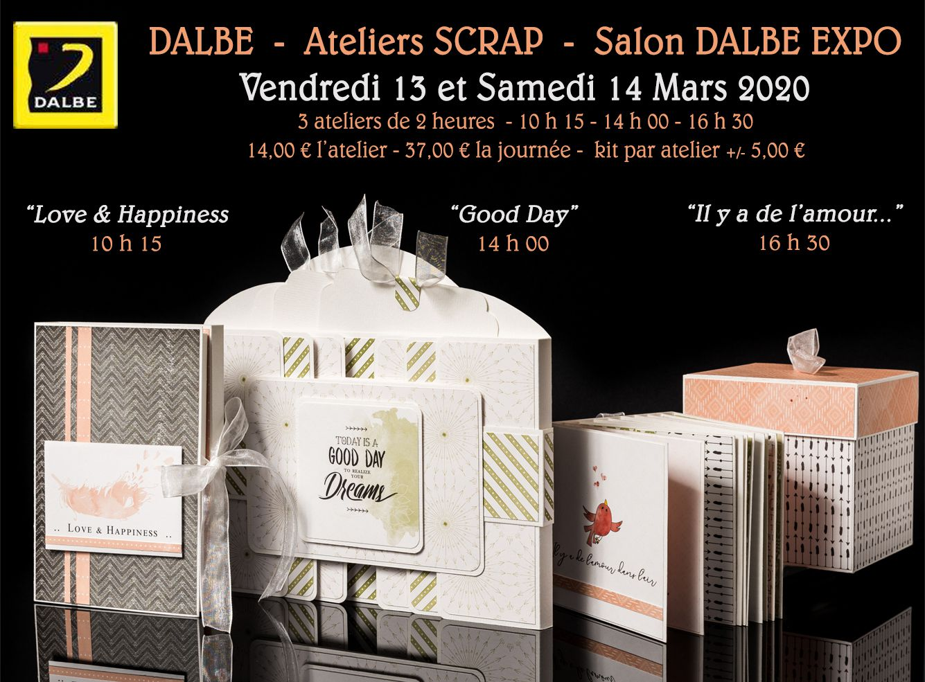 DALBE - Salon Dalbe Expo 2020 - Love & Happiness  1/3