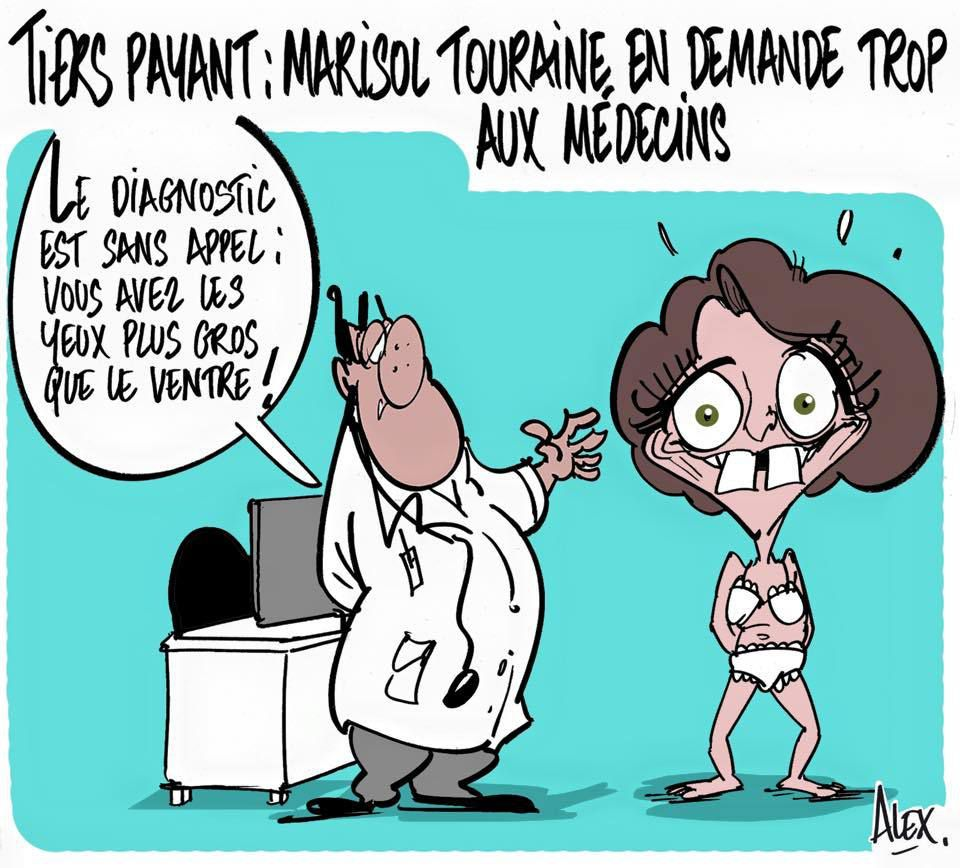 dessin Courrier picard 16.03.2015 By Alex Dessinateur de presse