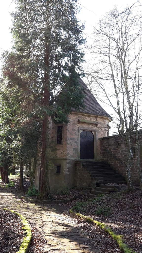 Balade de Pâques au Château Walk de Haguenau