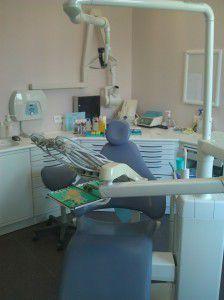 Humour Dentiste:  Un partout