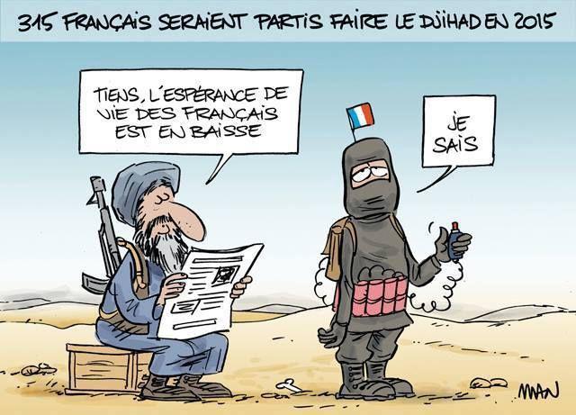 Humour Noir: Espérance de vie en France